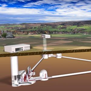 Plannen voor nieuwe detectoren